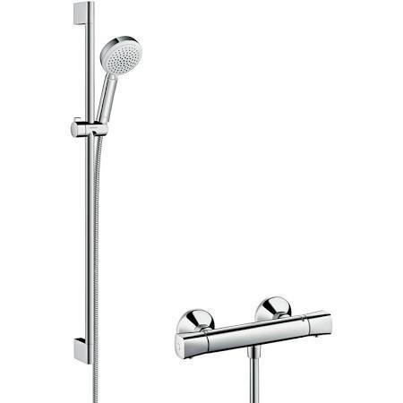 hansgrohe Croma 100 AP Brausesyst. Multi mit